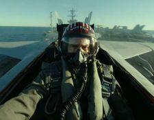 La secuela con Tom Cruise quiere ser la película de acción de 2020. (Foto Prensa Libre: Paramount Pictures)