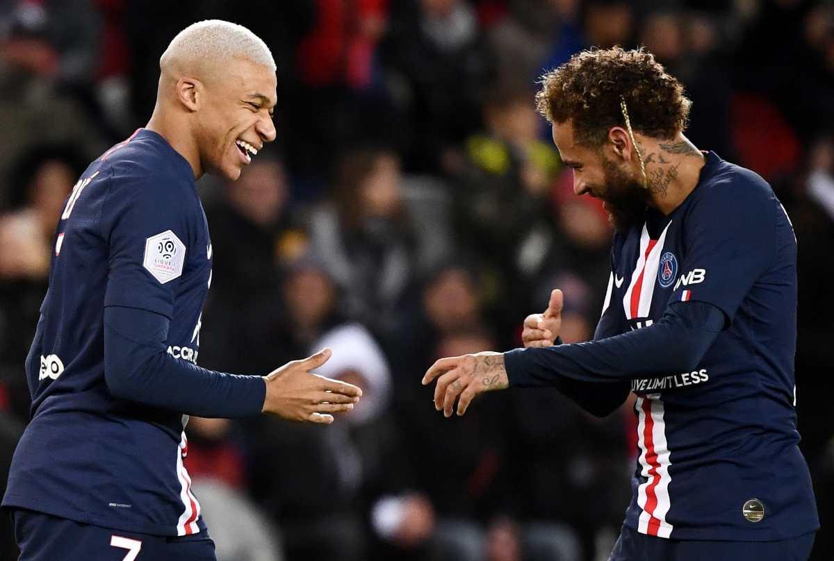 """Mbappé a Neymar: """"No quiero ocupar tu sitio. Estoy para ayudarte"""""""