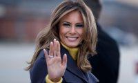 Melania Trump tiene poder en el Ala Oeste de la Casa Blanca. (Foto Prensa Libre: AFP)