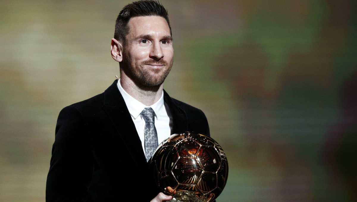 Balón de Oro 2019: Messi hace historia y obtiene su sexto galardón