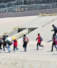 Los acuerdos de cooperación de asilo migratorio que EE. UU. pueden desalentar la inmigración de personas. (Foto Prensa Libre: Hemeroteca PL)