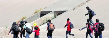 En 2021 se han reportado menos deportaciones que en 2020 debido a la pandemia. (Foto Prensa Libre: Hemeroteca PL)