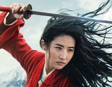 """El filme """"Mulán"""" en Live Action se estrenará en marzo de 2020. (Foto Prensa Libre: Disney Studios LA)"""