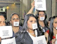 Periodistas han denunciado en múltiples ocasiones amenazas por el ejercicio de la profesión. (Foto Prensa Libre: Hemeroteca PL)