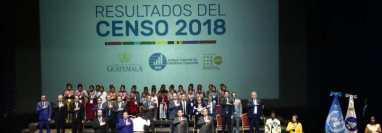 Los resultados del Censo 2018 fueron reajustados debido a la fase de conciliación. (Foto Prensa Libre: Hemeroteca PL)