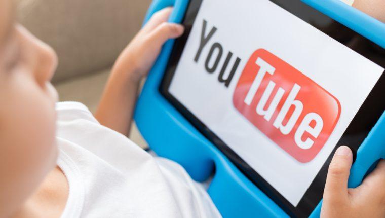 Es importante que esté pendiente del contenido que consumen sus hijos. (Foto Prensa Libre: Servicios).