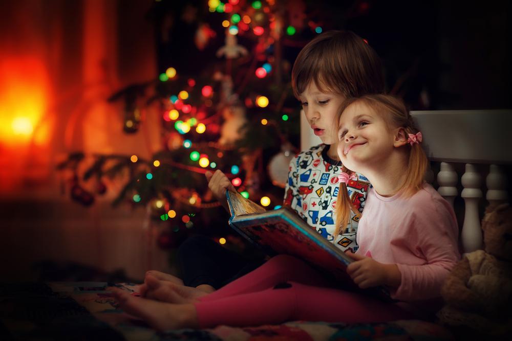 Cómo mantener despiertos a sus hijos esta Nochebuena