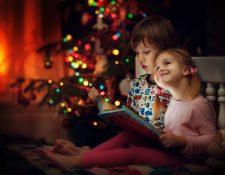 Mantenga a sus hijos despiertos para compartir la Nochebuena en familia. (Foto Prensa Libre: Servicios).
