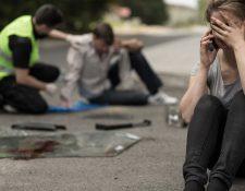 Evite accidentes de tránsito y siga las recomendaciones de los expertos. Su vida es primero. (Foto Prensa Libre: Servicios).