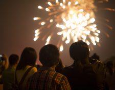 La celebración de año nuevo es una oportunidad para mejorar las vivencias del anterior. (Foto Prensa Libre: Servicios)