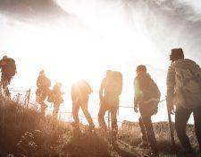 Prepárese para las grandes aventuras que ofrecen los volcanes de Guatemala. (Foto Prensa Libre: Servicios).