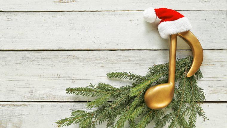 Actualice su música para adentrarse en el espíritu navideño. (Foto Prensa Libre: Servicios).