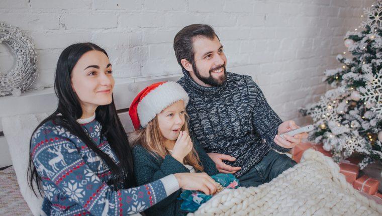 Disfrute la Navidad en familia con películas clásicas infantiles. (Foto Prensa Libre: Servicios).