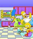 Los Simpson es el programa más longevo de la televisión. Su primera transmisión fue el 17 de diciembre de 1989, en la cadena Fox. (Foto Prensa Libre: Hemeroteca PL)