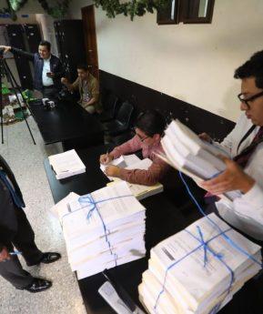 Fiscalía de Delitos electorales pide retirar inmunidad a magistrados del TSE