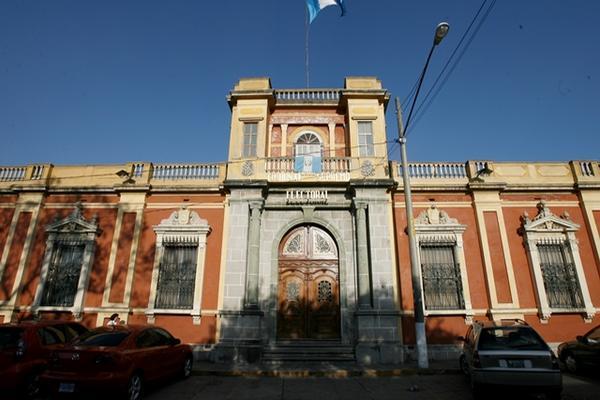 Sede del Tribunal Supremo Electoral. (Foto Prensa Libre: Hemeroteca PL)
