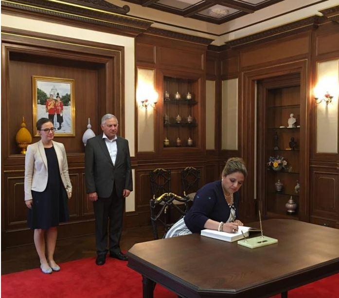 Guatemala abre en Bangkok y Yakarta sus primeras embajadas en sureste de Asia