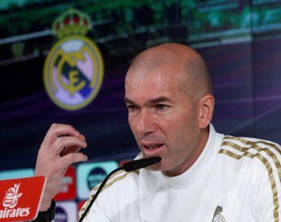 """Zidane: """"Hay mucho trabajo detrás, había que tener paciencia"""""""