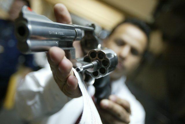 El Ejército advierte de que toda arma debe estar registrada en la Digecam. (Foto: Hemeroteca PL)