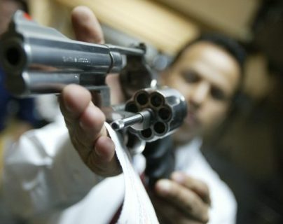 Ciudadanos registraron 116 armas a diario durante 2019