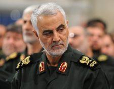 Qasem Soleimani comadaba la Fuerza Quds, un importantísimo instrumento político iraní para difundir su influencia en la región y en el mundo.