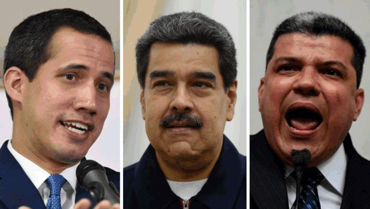 ¿Tuvo Maduro algo que ver en la proclamación de Luis Parra como presidente de la Aamblea Nacional de Venezuela?