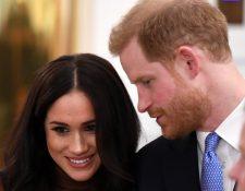 Los duques de Sussex decidieron dar un costado a su rol como miembros de alto rango en la familia real británica y eligieron Canadá como hogar. GETTY IMAGES