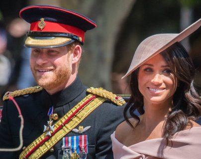 Su decisión causó decepción en el Palacio de Buckingham. GETTY IMAGES