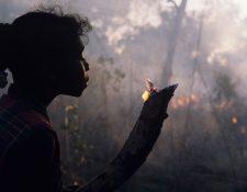 Los pueblos aborígenes australianos han utilizado las html5-dom-document-internal-entity1-quot-endquemas culturaleshtml5-dom-document-internal-entity1-quot-end por miles de años para controlar los incendios forestales.