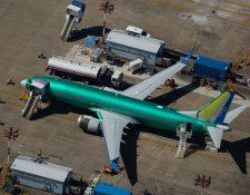 Boeing dio a conocer comunicaciones internas, entre las que hay mensajes poco favorables a la compañía. GETTY IMAGES