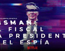 La miniserie de Netflix, que estrenó en enero, puede verse en las Américas y en Israel.