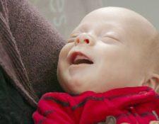 Benjamin es solo el segundo bebé en Estados Unidos que nace gracias a esta técnica.
