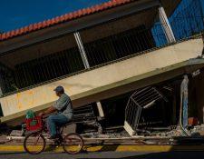 Puerto Rico sufre una secuencia de sismos desde finales de diciembre de 2019. AFP