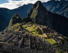 Machu Picchu es una de las siete maravillas del mundo moderno.