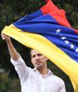 Las últimas protestas convocadas por Guaidó contaron con una asistencia menor a las primeras.
