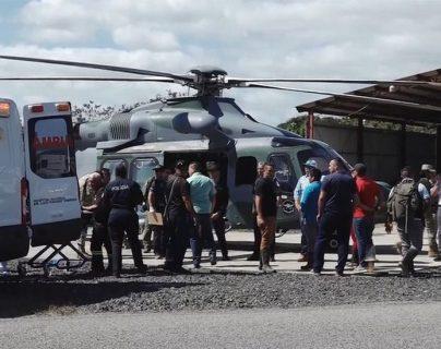 15 personas fueron rescatadas de la secta. MINISTERIO PÚBLICO DE PANAMÁ