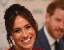 Meghan y Harry seguirán siendo duques de Sussex.