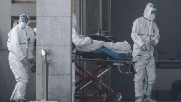 China fue el país en donde se originó el coronavirus. (Foto Prensa Libre: EFE)
