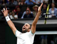 Farah se convirtió en campeón de dobles en Wimbledon en julio pasado.
