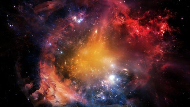 Todo comenzó con el Big Bang, ¿o no? GETTY