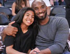 Una de las hijas de Kobe Bryant, Gianna, de 13 años, también murió en el accidente. GETTY IMAGES
