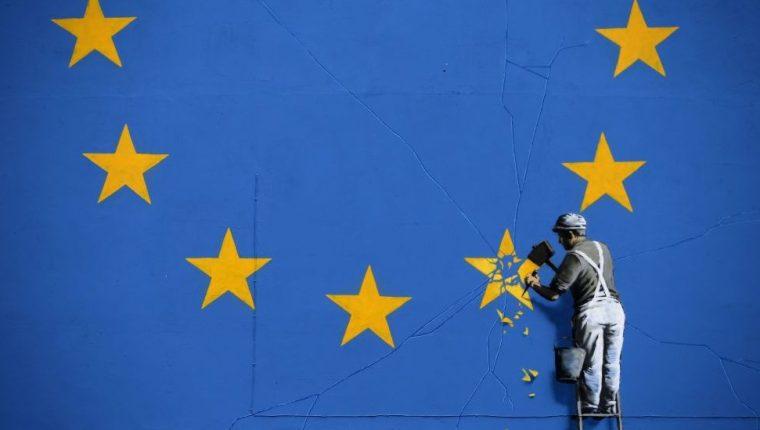 """Este 31 de enero Reino Unido deja de pertenecer a la UE y comienza un """"periodo de transición"""" en el que le esperan varios desafíos. DANIEL LEAL-OLIVAS/GETTY IMAGES"""
