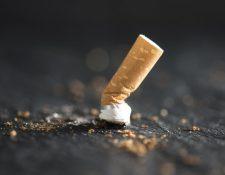 ¿Crees que es muy tarde para dejar de fumar? GETTY IMAGES