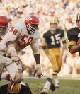 El primer campeonato fue entre los Kansas City Chiefs y los Green Bay Packers, el 15 de enero de 1967. GETTY IMAGES