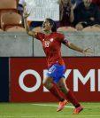 La futbolista costarricense, Shirley Rodríguez, nominada al Puskas de la Fifa. Foto Prensa Libre: AFP