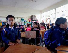 Guatemala apuesta a un sistema híbrido en 2021 que combine clases presenciales y virtuales. (Foto: Hemeroteca PL)