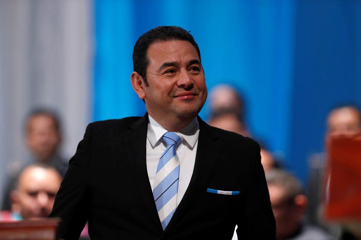 "Corte Suprema de Justicia rechaza solicitud de retiro de inmunidad a Jimmy Morales por haber declarado ""non grato"" a Iván Velásquez"