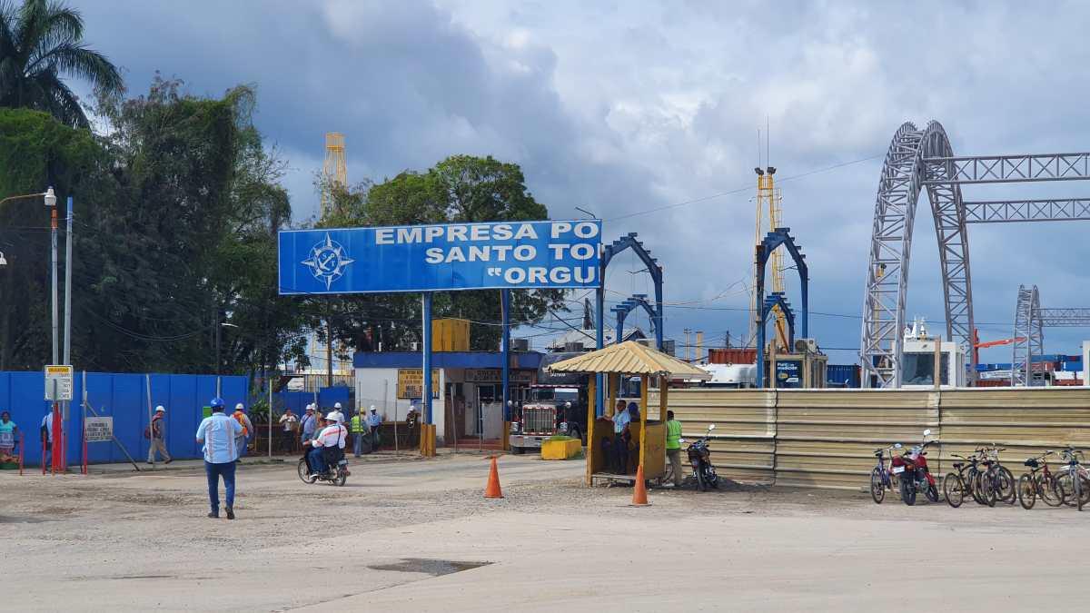 Presidente Giammattei anuncia construcción de puerto adjunto en Santo Tomás de Castilla