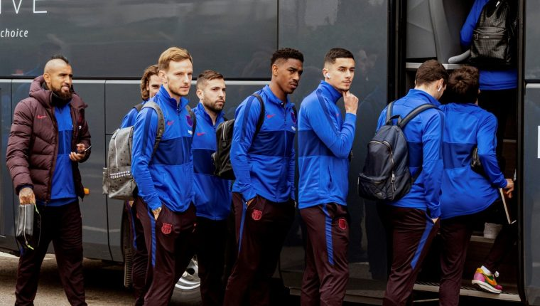 El Barcelona es uno de los equipos más legendarios de Europa. (Foto Prensa Libre: EFE)