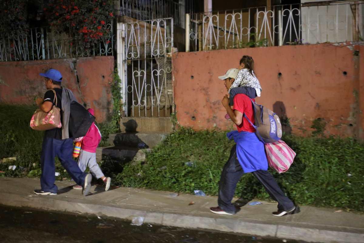 Autoridades localizan a siete menores migrantes posibles víctimas de trata
